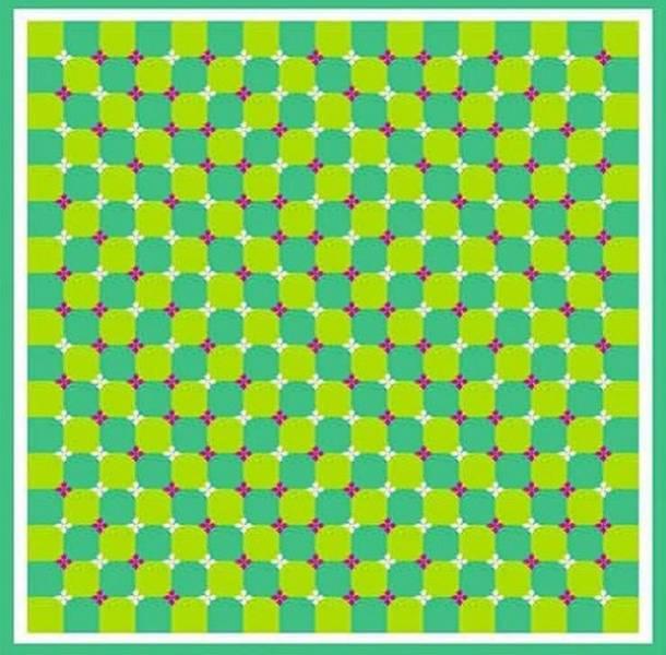Optical Illusions Don't Make Any Sense At All