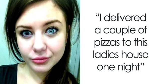 This Delivery Girl Has Gone Through A Hell Of A Story