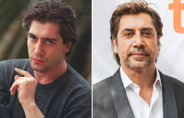 People Age, And Famous Actors Are Not Exceptions