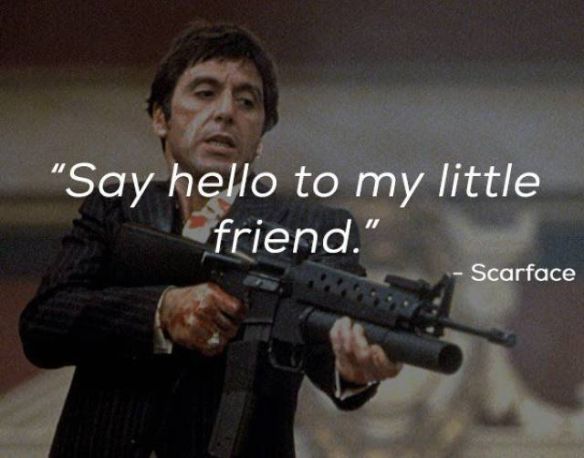 Best Movie Quotes Only Needed Six Words