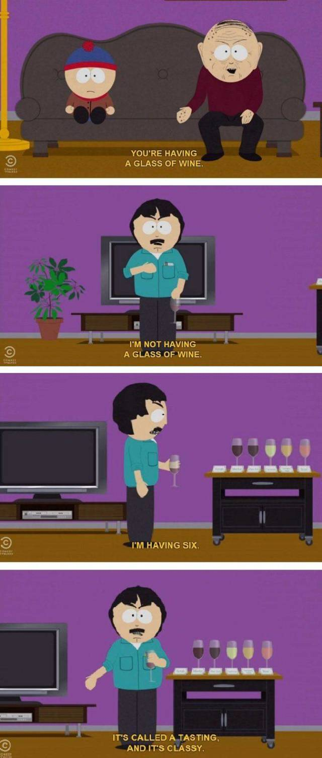 Randy Marsh Was Quite A Character