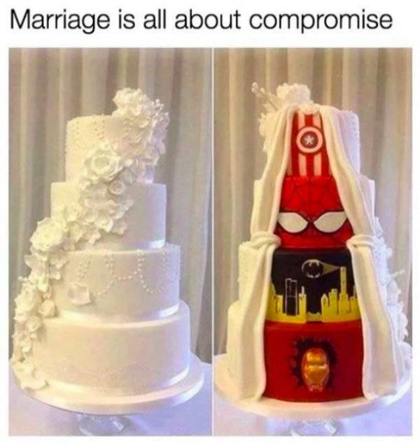 Marriage And Memes Always Go Together