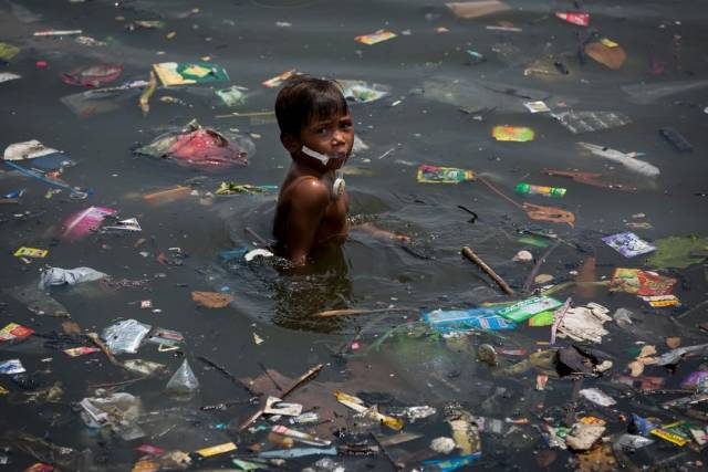 Humanity Should Really Stop Polluting Our Planet