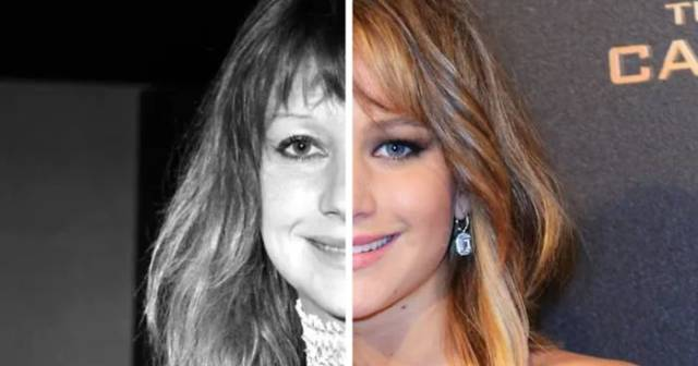 It's Kinda Scary How Similar These Celebrities And Their Doppelgangers Look