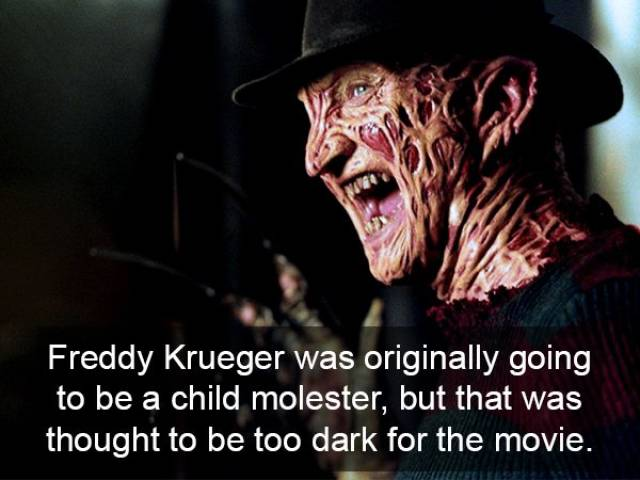 Terrifying Facts About Horror Movies