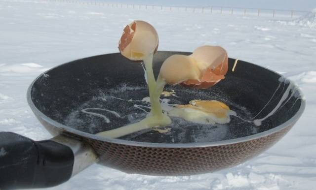 What Happens To Your Food In The -60°C (-75°F)