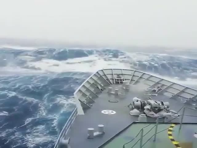 Ocean Doesn't Care About Humans