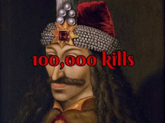Bloodthirsty Facts About Vlad The Impaler AKA Count Dracula