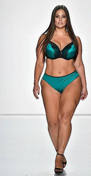 Plus-Size Model Receives Tons Of Hate After Losing Some Weight