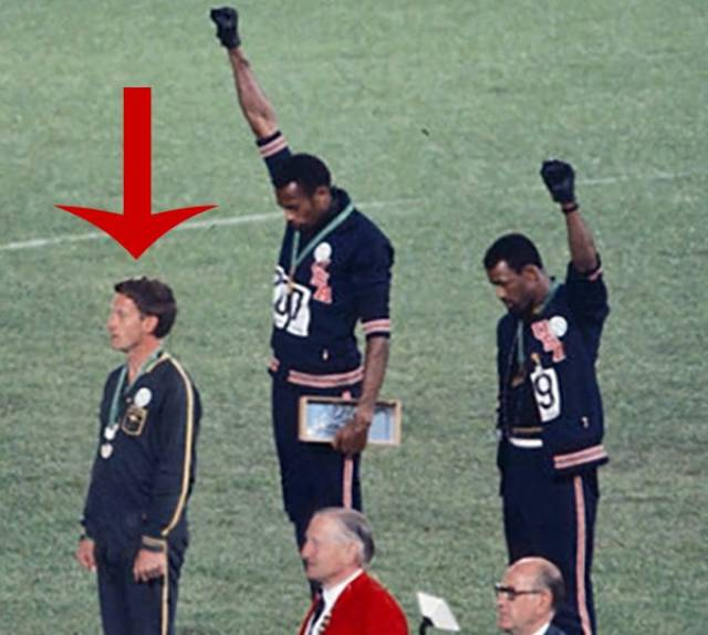 Peter Norman's Story Has To Be Known Everywhere