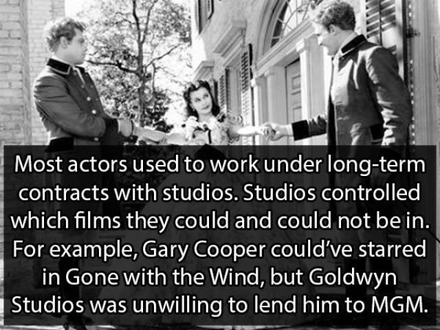 Fabulous Facts About Hollywood