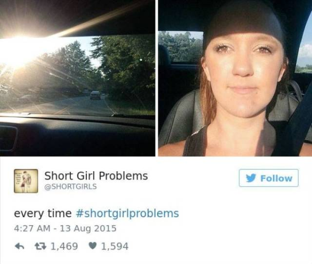 Short People Have Nothing But Problems