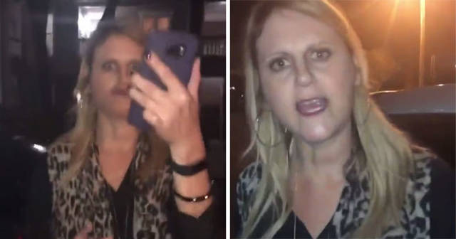 Drunk Woman Verbally Attacks Two Black Sisters Outside Their Own House, Probably Regrets It Now
