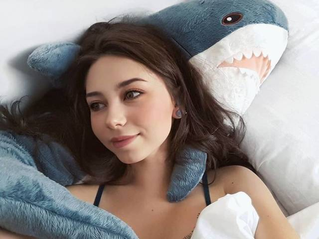 IKEA's New Plush Shark Is Quickly Becoming An Internet Superstar