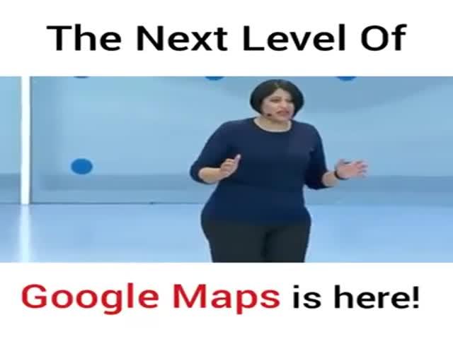 Google Maps Never Stops Evolving