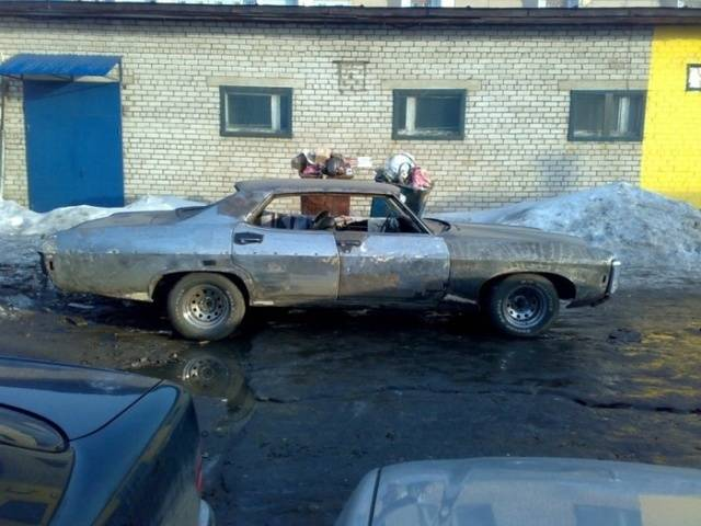 Chevrolet Impala 1969 Is Not Old Anymore
