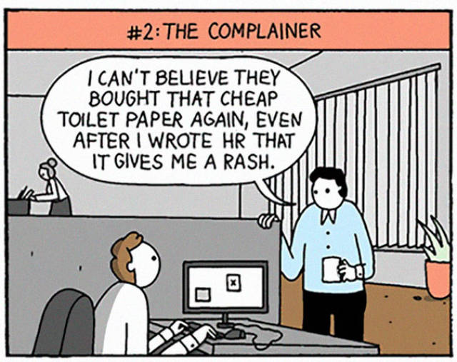 Everyone Has Had At Least One Of These Types Of Colleagues
