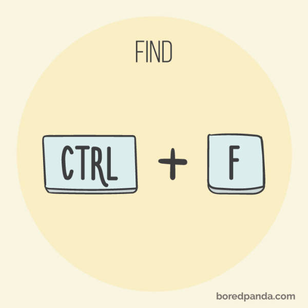 Keyboard Shortcuts That Are More Than Useful