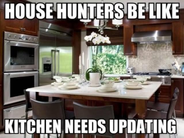 """House Hunters"", You're Killing Us!"