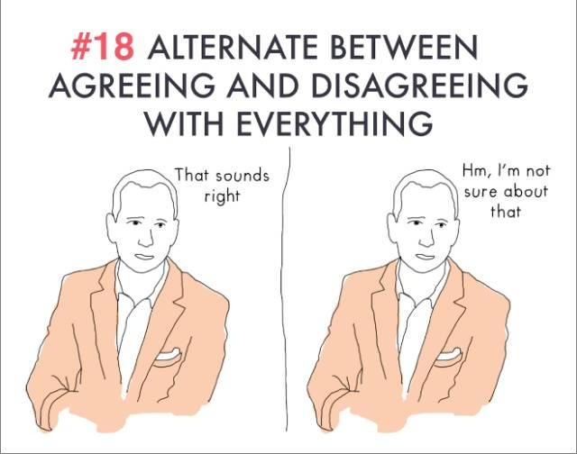 How To Look Smart In Meetings
