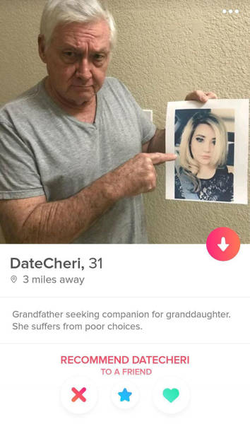 Their Tinder Profiles Are Definitely Getting Them Laid Soon
