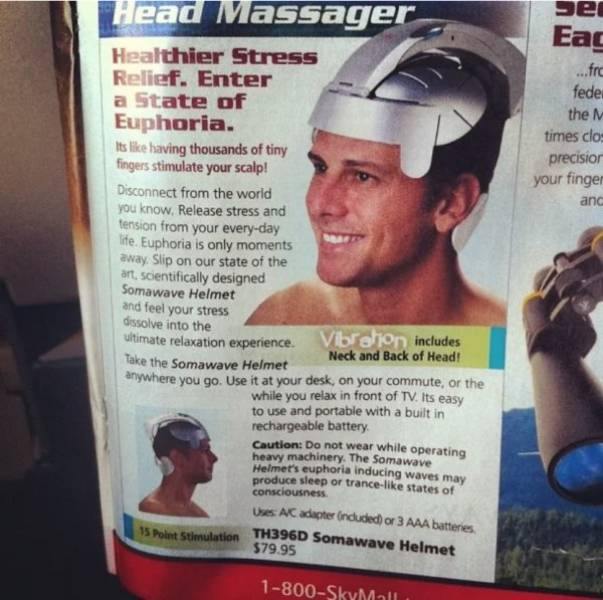 SkyMall Was The Collection Of The Most Useful Stuff!