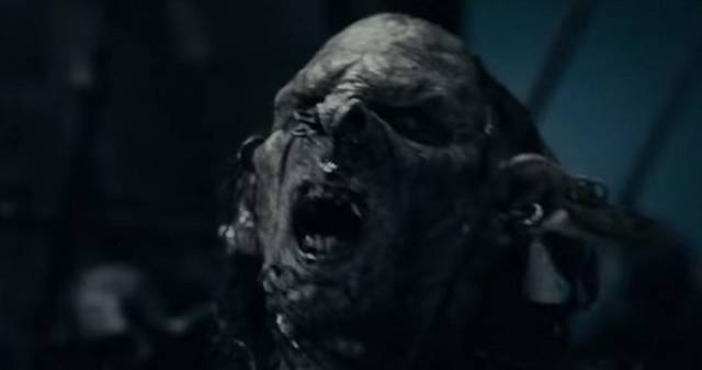 One More Time, With Feeling.: I look like an orc when I