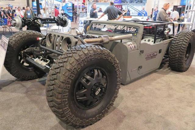 SEMA Show Had Some Astonishing Cars!