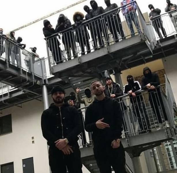 Albanian Gang Life In London