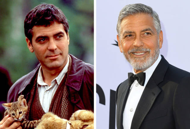 Hollywood Heartthrobs Who Seem To Only Look Better With Age