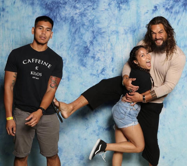 Jason Momoa Parents: Jason Momoa Absolutely Loves Stealing Women From Their SO