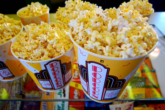 Texans Had Absolutely No Idea They Were The Only Ones With Weird Movie Theater Food Habits