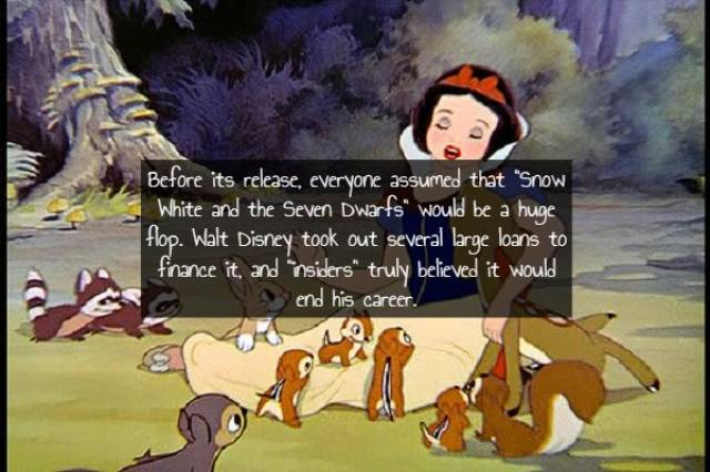 Fairytale Facts About Classic Disney Films