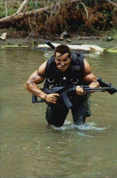 "What Was Happening On The Set Of ""Commando"""