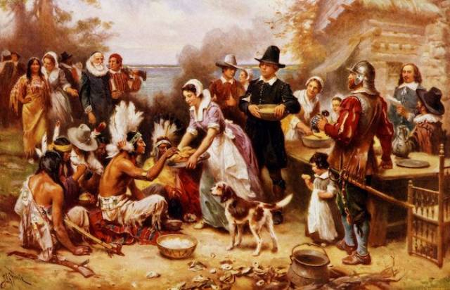 Thanksgiving Facts That Aren't Healthy For Your Stomach