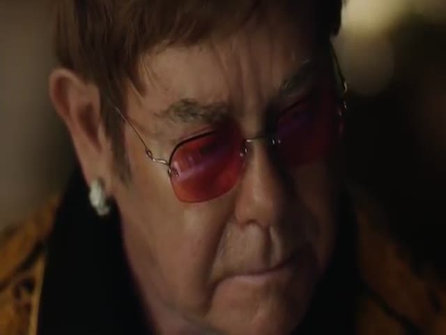 Elton John Got $6.5 Million For Participation In This Awesome Toystore Ad