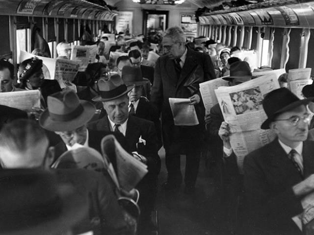 Pre-Smartphone Era In Photos
