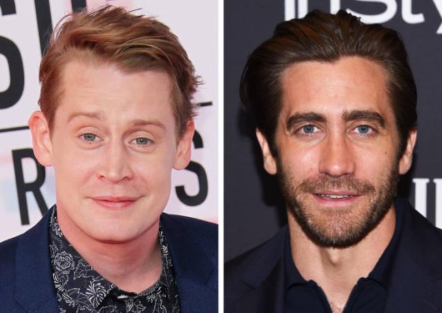 Ezek a hírességek ugyanazok a korok
