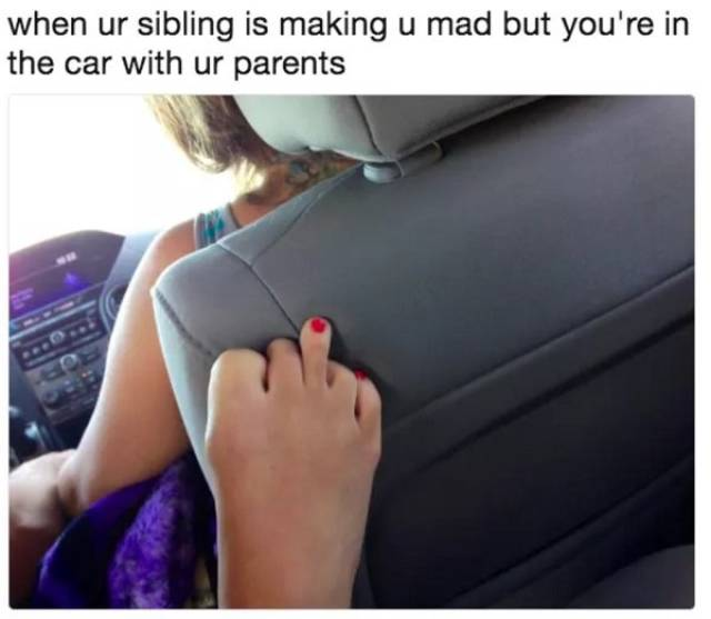 Siblings – The Only Ones Who You Can Simultaneously Dislike And Love