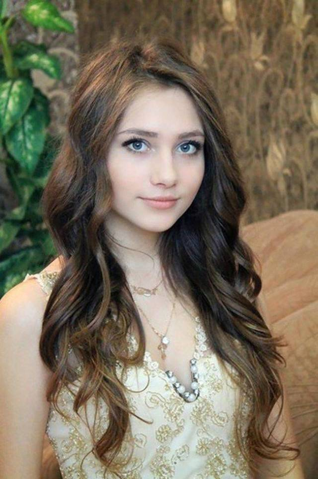 Cute russian girl