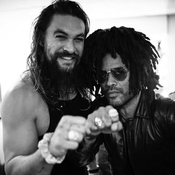 Jason Momoa Proves That Your Wife's Ex-Husband Shouldn't Be Your Mortal Enemy