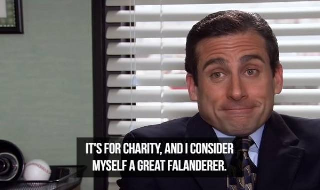 Michael Scott Loves Being Misquoted