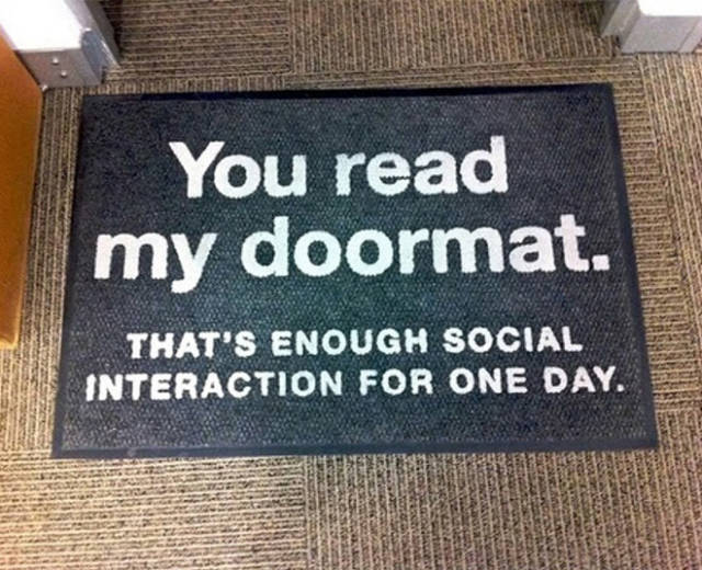 Doormats That Are Much More Than Just Feet Wipers