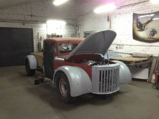 Mazzy Project: Soviet Truck Gets Turned Into A Hot-Rod