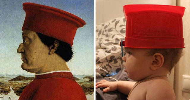 Famous Artworks Are Being Recreated By Modern People