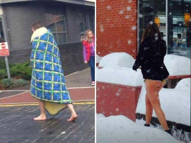 These Are Some Epic Walks Of Shame