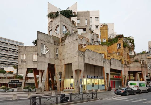 Here's How Brutalism In French Architecture Looks Like