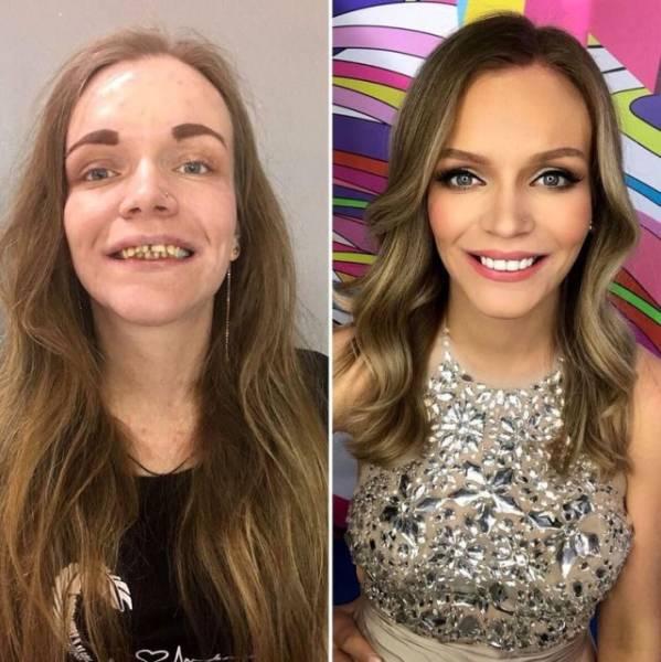 Makeup Is Actual Real World Magic!