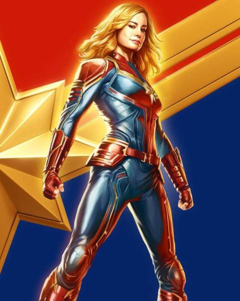 "Brie Larson Had Some Insane Training For ""Captain Marvel"""