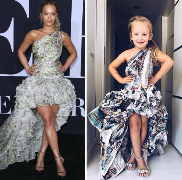 Mom And Daughter Absolutely Nail Budget Celebrity Outfits
